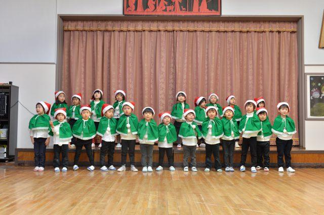 冬のクリスマス会